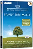 Who Do You Think You Are? Family Tree Maker