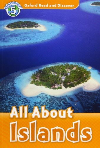 Oxford Read and Discover: Oxford Read & Discover. Level 5. All About Islands: Audio CD Pack