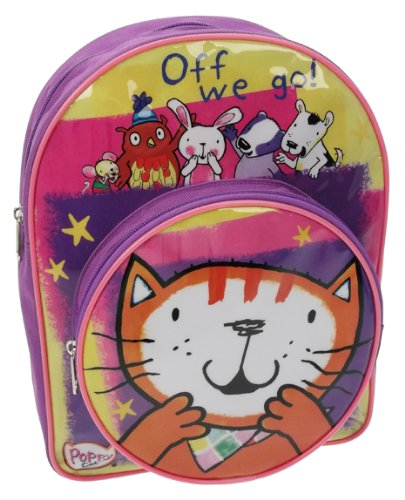 Trademark Collection Poppy Cat Backpack