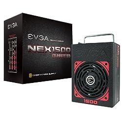 EVGA SuperNOVA NEX1500 Classified 1500W Modular, 80Plus Gold, SLI, Crossfire, Power Supply (120-PG-1500-XR)
