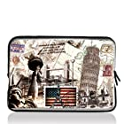 11.6 12.1 12.2 inch Notebook Carrying bag Laptop Sleeve Case for Samsung Chromebook/Samsung Galaxy Tab Pro 12.2/DELL Latitude E6230 XT2 XPS Duo/ASUS B23 /HP 4230S 2560P/TOSHIBA U920T/intel Letexo - History in the bag B12-62748