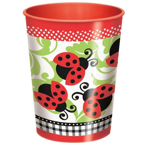 Lively Ladybugs 9oz Hot/Cold Cups