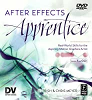 "Cover of ""After Effects Apprentice (DV Expert ..."