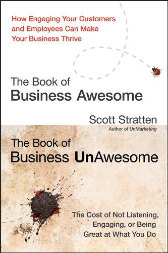 Scott Stratten Publication