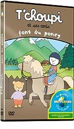 T'choupi Et Ses Amis (Interactif) - T'choupi Et Ses Amis Font Du Poney