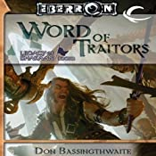 Word of Traitors: Eberron: Legacy of Dhakaan, Book 2 | Don Bassingthwaite