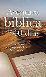 Aventura biblica de 40 dias: 40-Day Bible Adventure (Spanish Edition)