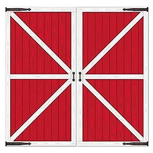 Amazon Com Barn Door Props Party Accessory 1 Count 2