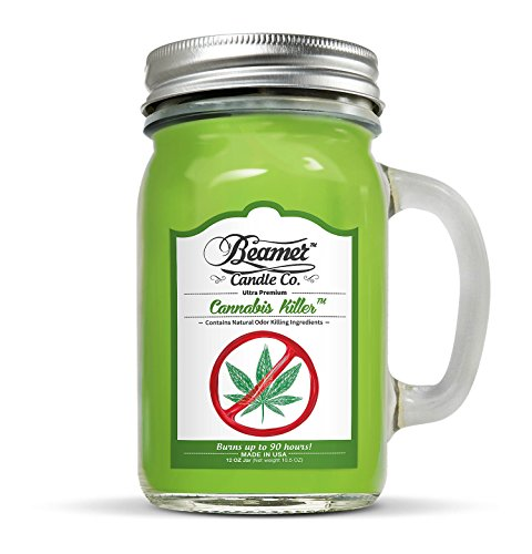 12oz Cannabis Killer Removes Weed Smell Scented Beamer