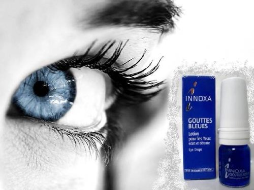 Innoxa French Drops Gouttes Bleues