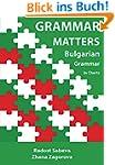 Grammar Matters: Bulgarian Grammar in...