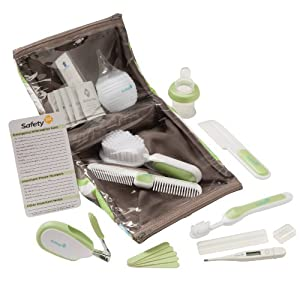 Safety 1st Deluxe Healthcare and Grooming Kit, Dupont Circle