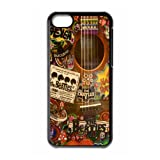 Hippies the Beatles Love Peace Inspired Apple iPhone 5C Nice Durable Hard Phone Accessories Case Cover Amazon.com