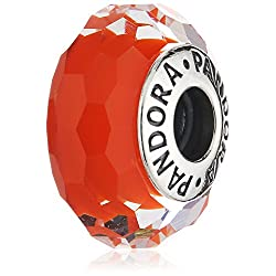 Pandora Murano Fascinating Orange 791626