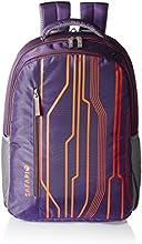 Safari 30 ltrs Laptop Bag (Racetrack-Purple-LB)