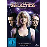 "Battlestar Galactica - Season 3.1 [3 DVDs]von ""Edward James Olmos"""