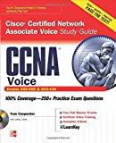 Tom Carpenter CCNA Cisco Certified Network Associate Voice Study Guide (Exams 640-460 & 642-436) (Certification Press)