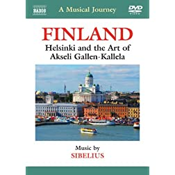 Musical Journey: Finland - Helsinki & The Art of