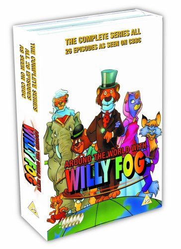 Around the World with Willy Fog - Complete Series  (La vuelta al mundo de Willy Fog) (Anime hachijuu nichikan sekai isshu)