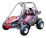 Quantum by American SportWorks - 150cc 9.9hp Full Suspension Go Kart