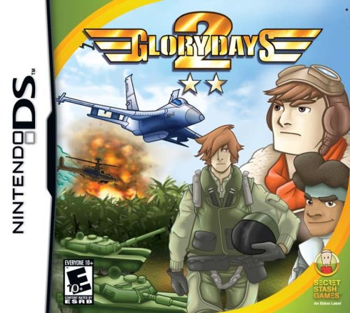 Glory Days 2 - Nintendo DS - 1