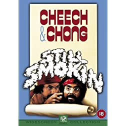 Cheech & Chong Still Smokin' [Blu-ray]