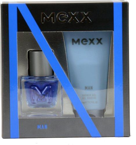 Mexx Man Geschenkset 30ml EDT + 50ml Duschgel