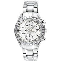 [オメガ]OMEGA 腕時計 スピードマスターデイト シルバー文字盤 自動巻 クロノグラフ 100M防水 3211.30 メンズ 【並行輸入品】