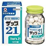 【第2類医薬品】ザッツ 21 120錠 ランキングお取り寄せ