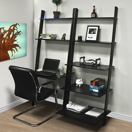 best-choice-products-leaning-shelf-bookcase-with-computer-desk-office-furniture-home-desk-solid-wood