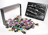 Photo Jigsaw Puzzle Of Beach Huts And Wa...