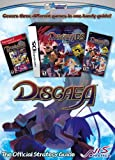 Disgaea Compilation Strategy Guide (DS, PSP, PS2)