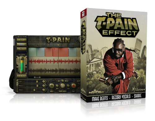 iZotope, Inc. The T-Pain Effect Audio Plug-in