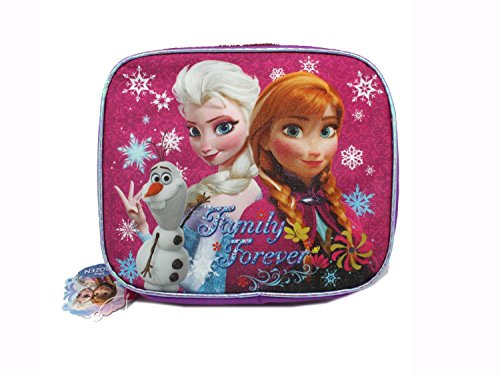 Fast Forward Lunch Bag Tote (Frozen Pink)