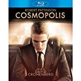 Cosmopolis Blu-ray / DVD LIMITED EDITION - Robert Pattinson