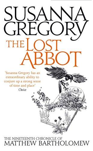 The Lost Abbot (Matthew Bartholomew Chronicles) PDF