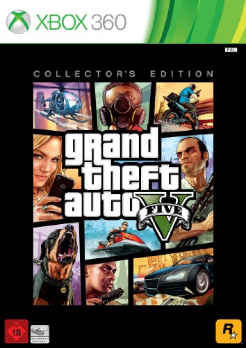 Grand Theft Auto V  Collector's Edition Picture
