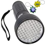 HQRP Professional 76 LED ultraviolet...