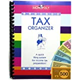 Mr Monopoly Annual Tax Record Organizer