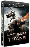 La Colère des Titans [Ultimate Edition boîtier SteelBook - Combo Blu-ray + DVD]
