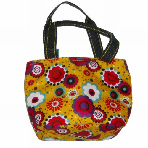 Lunch Boxes For Kids Igloo Yellow Flower Soft Tote Lunch