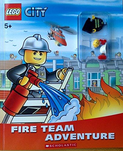 LEGO City Fire Team Adventure with Minifigure Fireman PDF