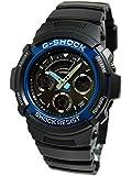 [カシオ]CASIO G-SHOCK(Gショック)腕時計 海外モデル デジアナウォッチ AW-591-2ADR ブルー[逆輸入]