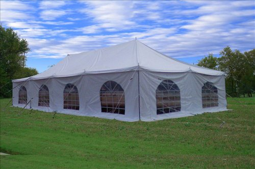40'x20' PVC Pole Tent - Party Wedding Canopy