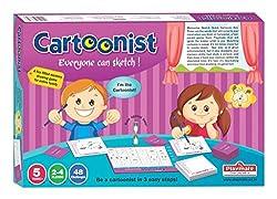 Playmate Cartoonist