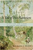 img - for A Tale of Two Plantations: Slave Life and Labor in Jamaica and Virginia book / textbook / text book