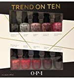 OPI Trend on Ten Mini Kit. Holiday 2014 Collection