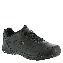 Dickies Men\'s Charge Health Care and Food Service Shoe, Black, 11 M US