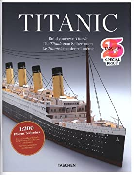 Cover [(Build Your Own Titanic)] [ By (author) Benedikt Taschen ] [May, 2012]