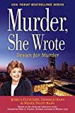 img - for Murder, She Wrote: Design For Murder book / textbook / text book